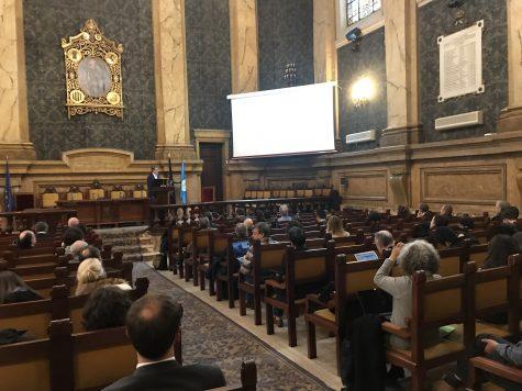 Salle de conférence à Madrid